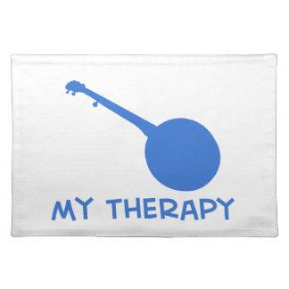 Banjo mi terapia manteles individuales
