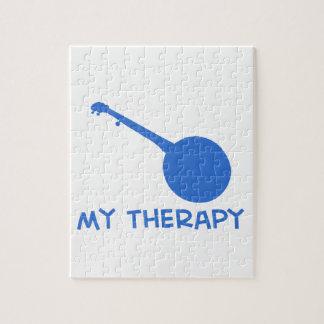 Banjo mi terapia puzzles