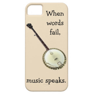 Banjo Music iPhone 5 Case