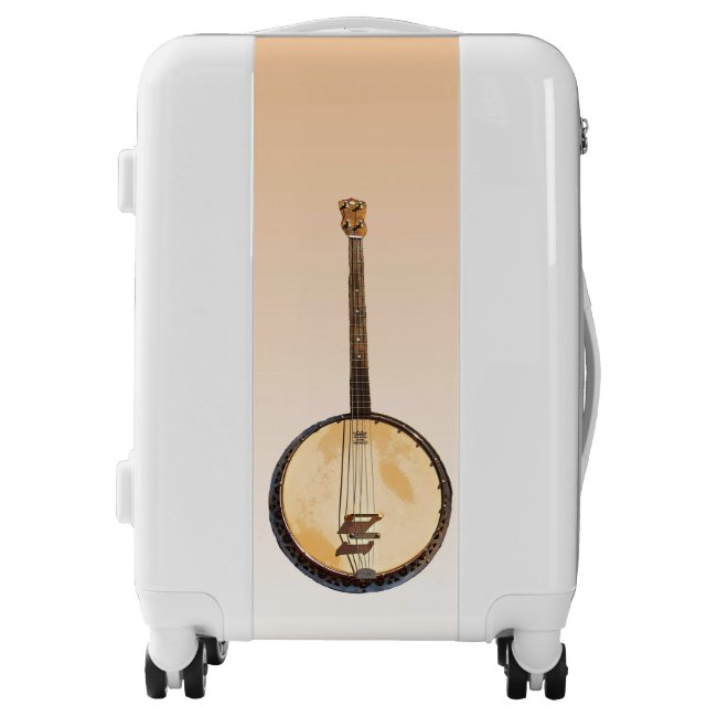 Banjo Musical Instrument Luggage