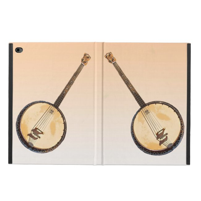 Banjo Musical Instrument Powis iPad Air 2 Case