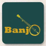 Banjo O Coasters
