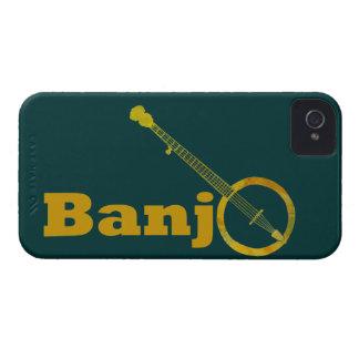 Banjo O iPhone 4 Case-Mate Fundas