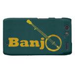 Banjo O Motorola Droid RAZR Cases