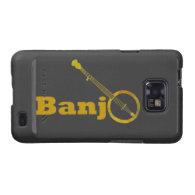 Banjo O Samsung Galaxy S2 Case