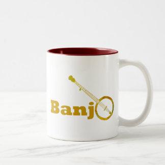 Banjo O Taza De Café