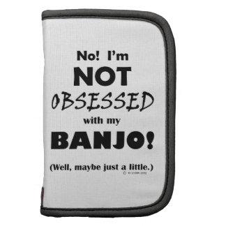 Banjo obsesionado organizadores
