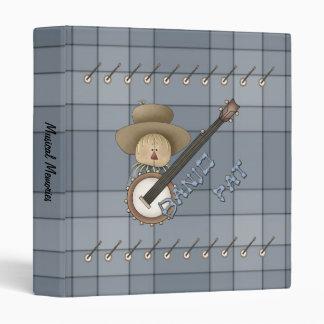 Banjo Pat Vinyl Binder