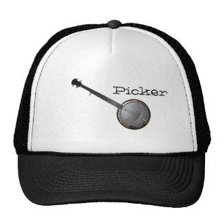 Banjo Picker Trucker Hat