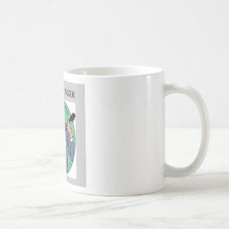BANJO player Coffee Mugs