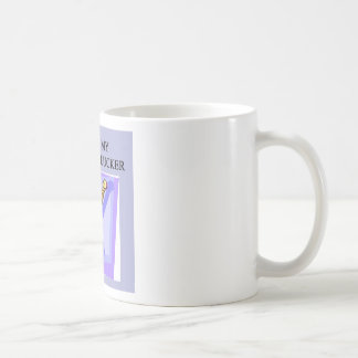 banjo player design mug