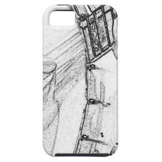 Banjo Player iPhone SE/5/5s Case