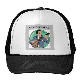 BANJO player Mesh Hat