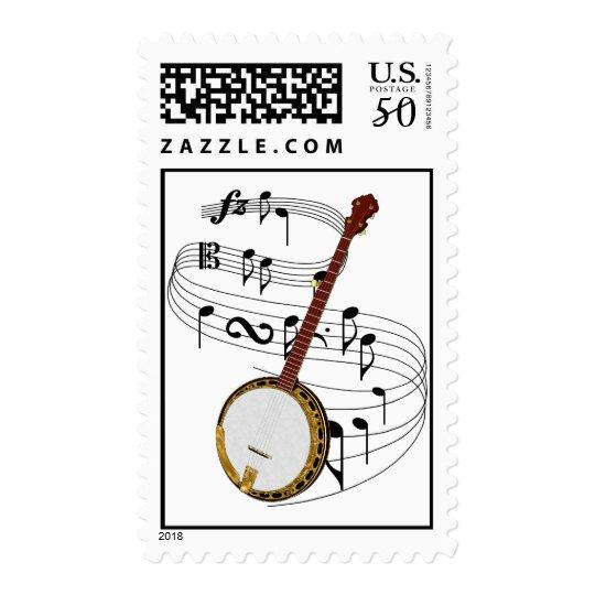Banjo Postage