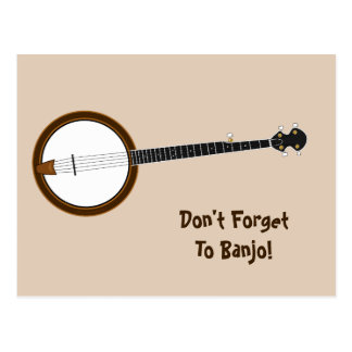 Banjo Postal