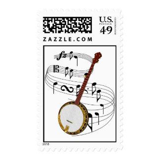 Banjo Sello Postal