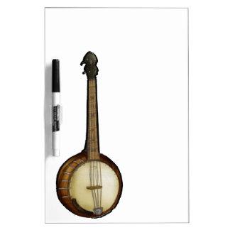 Banjo sketch Dry-Erase boards
