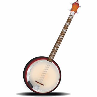 banjo statuette