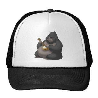 Banjo-Strummin' Gorilla Hat