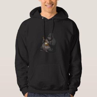 Banjo-Strummin' Gorilla Sweatshirt