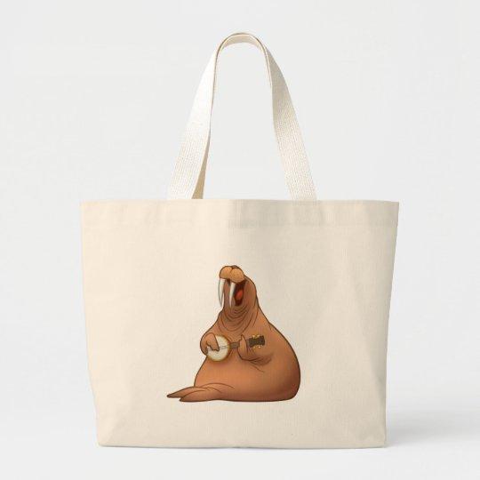 Banjo-Strummin' Walrus Bag