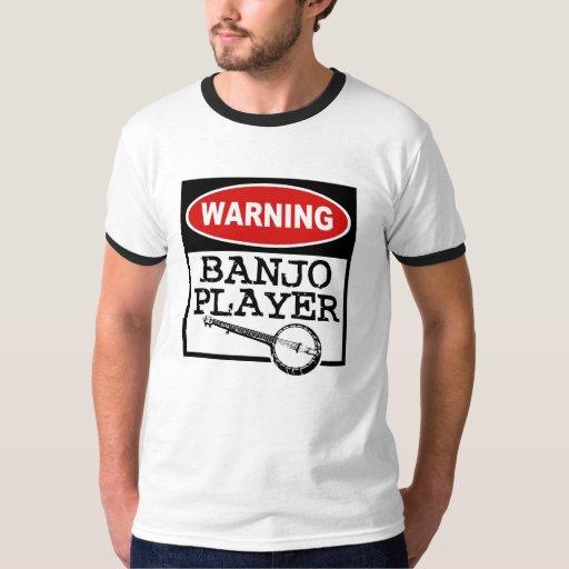 Banjo T Shirt Zazzle