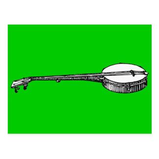 Banjo Tarjetas Postales