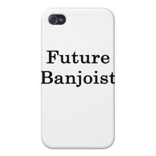 Banjoist futuro iPhone 4/4S fundas