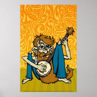banjoman poster