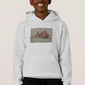 Bank Barn & Windmill Hoodie
