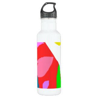 Bank Holiday Autumn Season Greeting Old 24oz Water Bottle