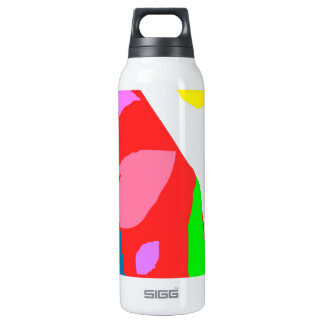 Bank Holiday Autumn Season Greeting Old 16 Oz Insulated SIGG Thermos Water Bottle