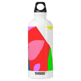 Bank Holiday Autumn Season Greeting Old SIGG Traveler 0.6L Water Bottle