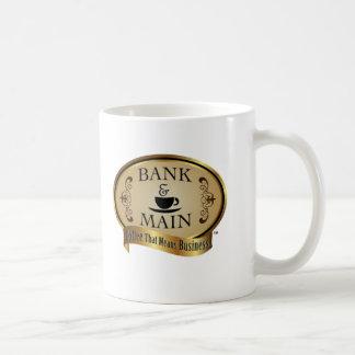 Bank & Main ceramic mug