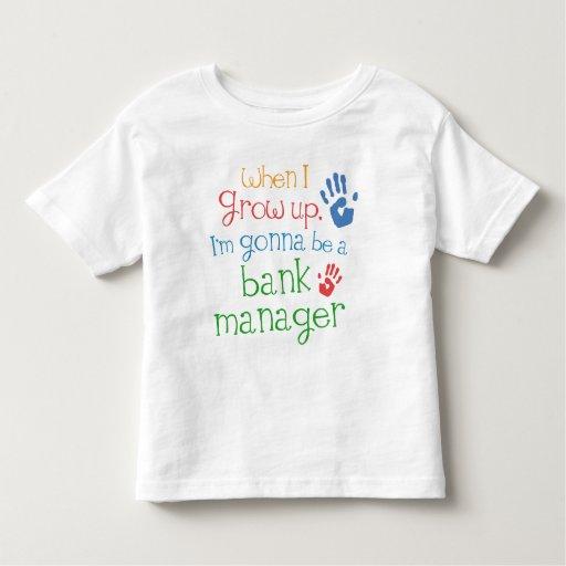 Bank Manager (Future) Infant Baby T-Shirt T-Shirt, Hoodie, Sweatshirt