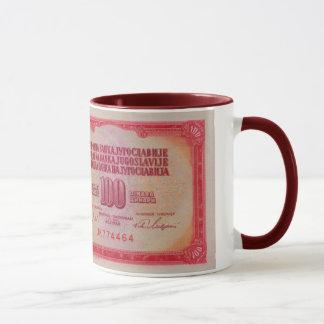 Bank Note Mug