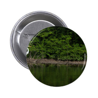 Bank Of A River 2 Inch Round Button