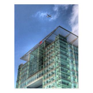 Bank Of America Building London Postcard