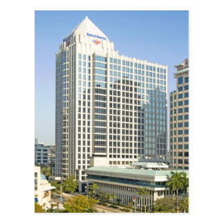Bank of America Plaza, Fort Lauderdale Post Card