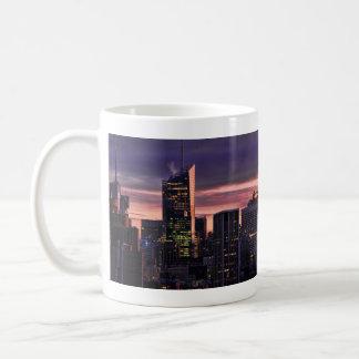 Bank of America Tower 30 Rock just after sunrise Coffee Mug