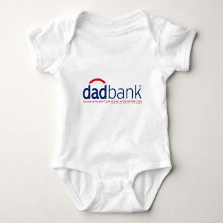 Bank of Dad 1 Baby Bodysuit