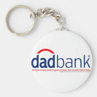 Bank of Dad 1 Key Chains