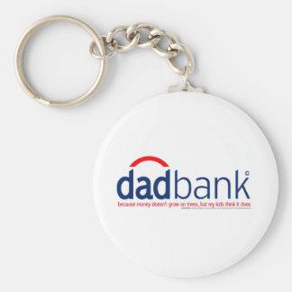 Bank of Dad 1 Keychain