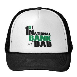 Bank of Dad Trucker Hat