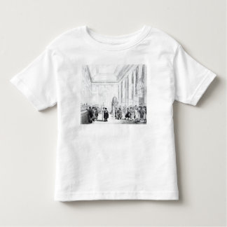 Bank of England, Great Hall, from Ackermann's T Shirt