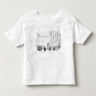 Bank of England, Great Hall, from Ackermann's Toddler T-shirt