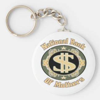 Bank Of Mothers Keychain