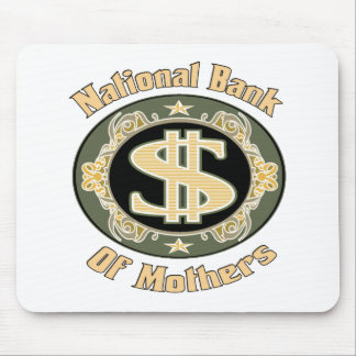 Bank Of Mothers Mouse Pad