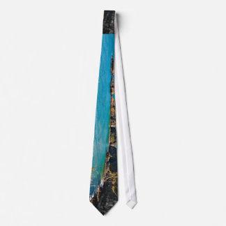 Bank of River Tie