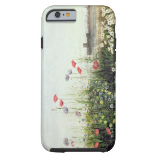Bank of Summer Flowers Tough iPhone 6 Case